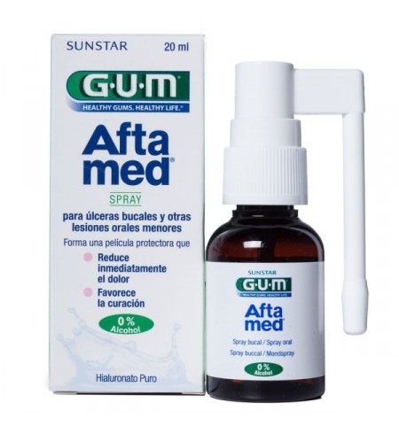 GUM AFTAMED SPRAY BUCAL  20 ML
