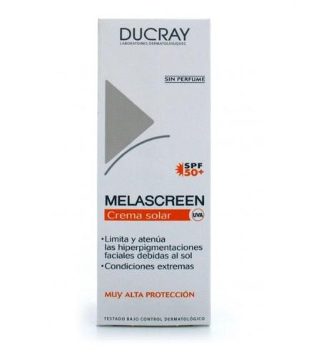 MELASCREEN UV CREMA RICA SPF 50+ DUCRAY 50 ML