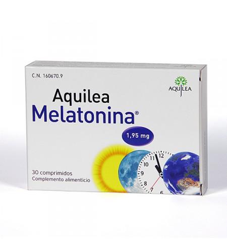AQUILEA MELATONINA  1.95 30 COMPRIMIDOS
