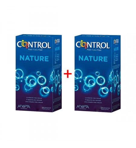 CONTROL TOUCH & FEEL PRESERVATIVOS 12 U (2 50%)