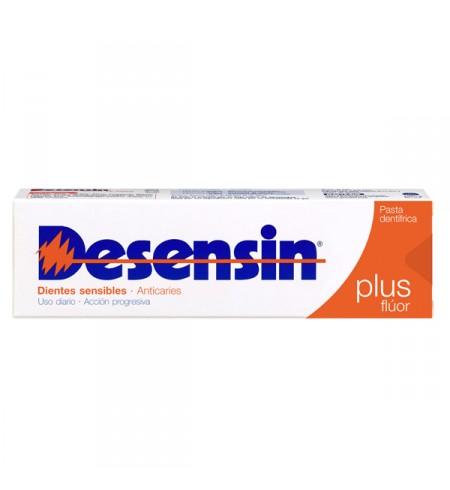 DESENSIN PLUS FLUOR PASTA DENTIFRICA  125 ML