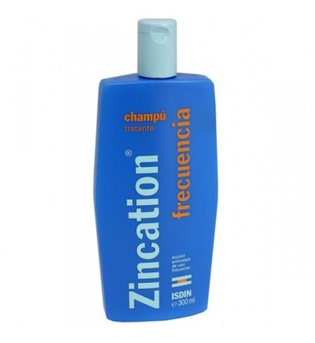 ISDIN SHAMPOO ANTICASPA ZINCATION  400 ML
