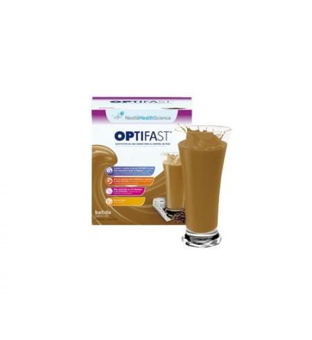 OPTIFAST BATIDO  53 G 12 SOBRES CAFE