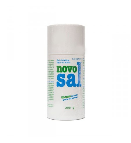 NOVOSAL SAL HIPOSODICA 200 G