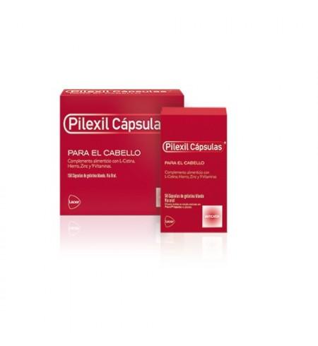 PILEXIL COMPLEMENTO NUTRICIONAL PARA CABELLO  50 CAPSULAS