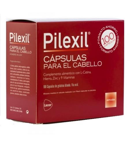 PILEXIL COMPLEMENTO NUTRICIONAL PARA CABELLO  150 CAPSULAS