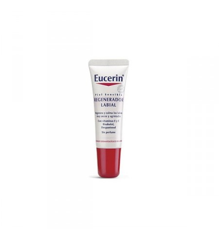 BALSAMO LABIAL EUCERIN PIEL SENSIBLE 10 ML