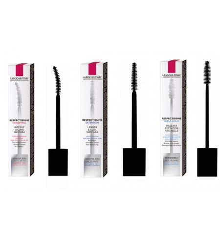 MASCARA RESPECTISSIME WATERPROOF LA ROCHE POSAY