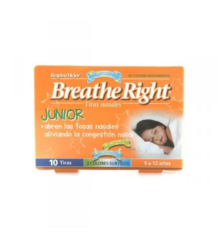 RHINOMER BY BREATHE RIGHT TIRA ADH NASAL JUNIOR 10 U