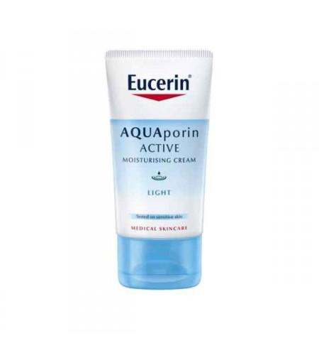 EUCERIN AQUAPORIN ACTIVE HIDRATANTE T LIGERA  40 ML
