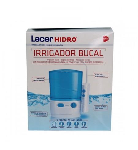 IRRIGADOR BUCAL ELECTRICO LACER HIDRO