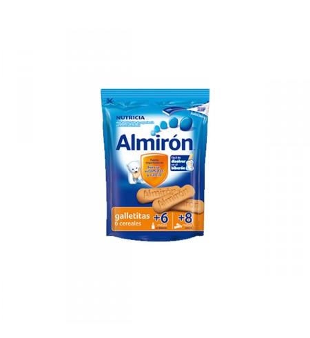 ALMIRON GALLETITAS ADVANCE PACK 6 CEREALES  1 ENVASE 180 G