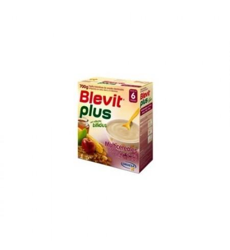 BLEVIT PLUS MIEL FRUTOS SECOS Y FRUTAS MULTICEREALES 1 ENVASE 600 G