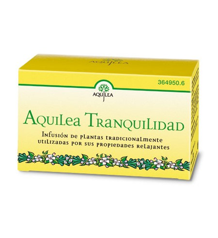 AQUILEA TRANQUILIDAD  20 BOLSITAS 1,2 G