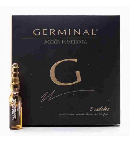 GERMINAL ACCION INMEDIATA  5 AMPOLLAS 1,5 ML