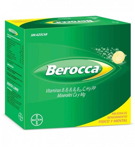 BEROCCA COMPRIMIDOS  30 COMP