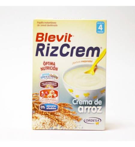 BLEVIT RIZCREM  1 ENVASE 300 G