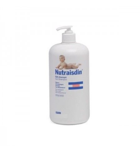BABY ISDIN NUTRAISDIN BATH  1 ENVASE 750 ML