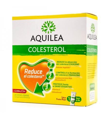 AQUILEA COLESTEROL  20 STICKS LIQUIDOS